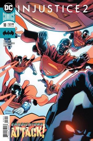 Injustice 2 # 18 Issues V1 (2017 - en cours)