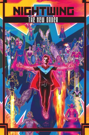 Nightwing - The New Order # 6 Issues (2017)