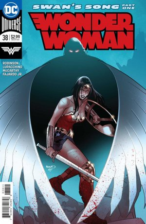 Wonder Woman 38 - 38 - cover #1
