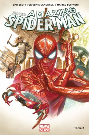 All-New Amazing Spider-Man # 2