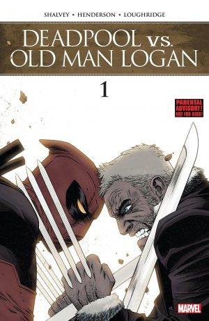 Deadpool Vs. Old Man Logan édition Issues (2017 - 2018)