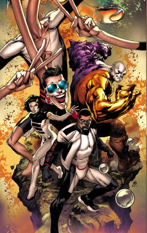 The Terrifics édition Issues V1 (2018 - Ongoing)