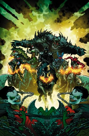 Dark Knights Rising - The Wild Hunt édition Issues (2018)
