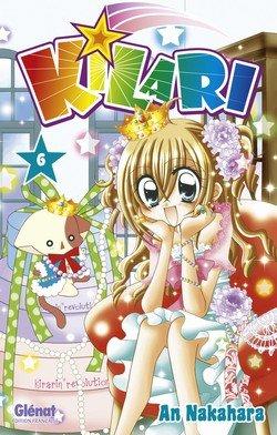 couverture, jaquette Kilari 6  (Glénat Manga)