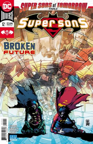 Super Sons # 12 Issues V1 (2017 - 2018)