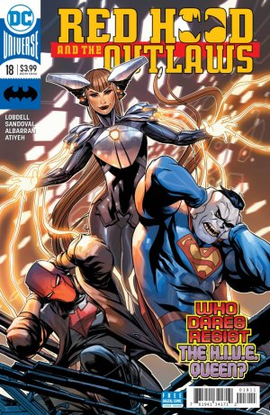 Red Hood and The Outlaws # 18 Issues V2 (2016 - Ongoing) - Rebirth