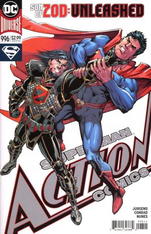 Action Comics # 996 Issues V1 Suite (2016 - Ongoing)