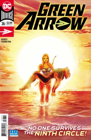 Green Arrow # 36 Issues V6 (2016 - Ongoing)