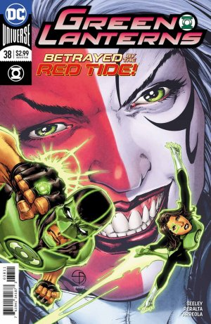 Green Lanterns # 38 Issues V1 (2016 - Ongoing)