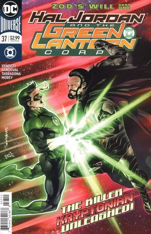Green Lantern Rebirth # 37 Issues (2016-2018)