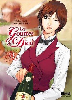 couverture, jaquette Les Gouttes de Dieu 13  (Glénat Manga)
