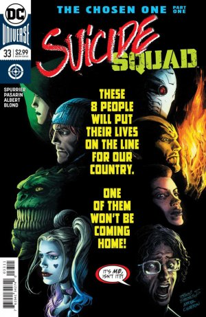 Suicide Squad 33 - The Chosen One