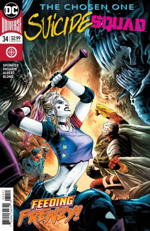 Suicide Squad # 34 Issues V5 (2016 - 2019) - Rebirth