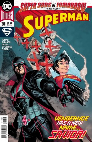 Superman # 38 Issues V4 (2016 - 2018)