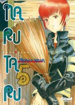 couverture, jaquette Naru Taru 5 Réédition Française (Glénat Manga)