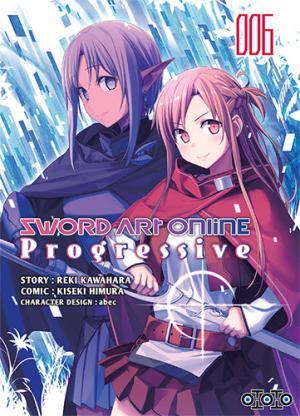 Sword Art Online - Progressive # 6