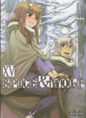 Spice and Wolf # 15 Simple