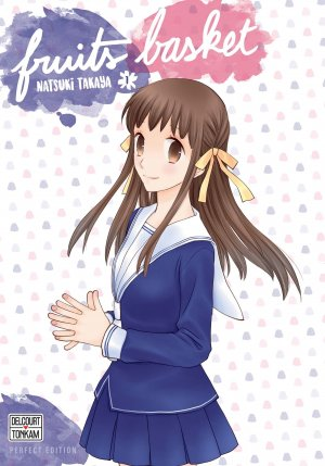 Fruits Basket édition Perfect