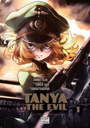 Tanya The Evil édition Simple