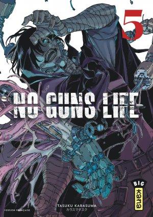 No Guns Life 5 Simple