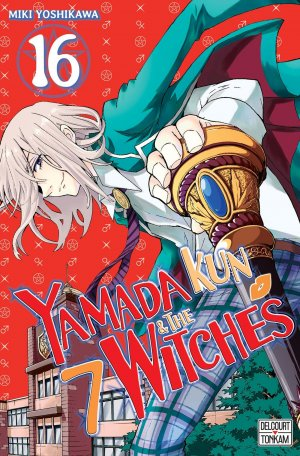 Yamada kun & The 7 Witches 16 Simple