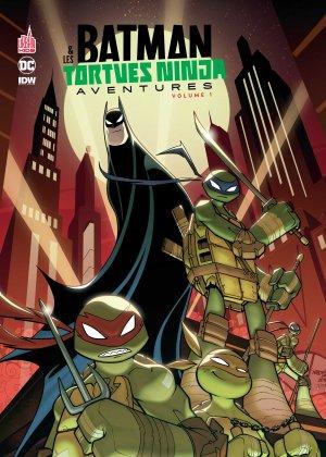 Batman et Les Tortues Ninja Aventures