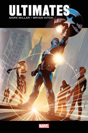 Ultimates par Millar / Hitch édition TPB Hardcover - Marvel Icons (2017)