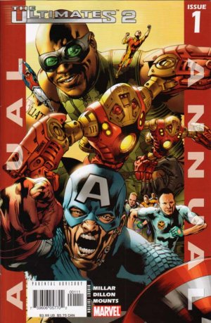 The Ultimates 2 # 1 Issues V1 - Annuals (2005 - 2006)