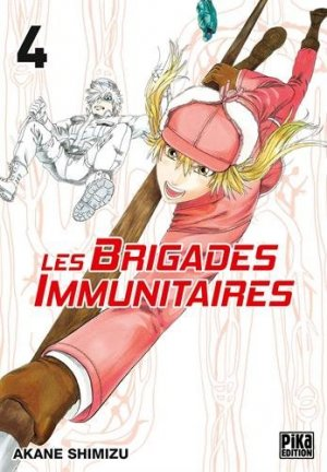 Les Brigades Immunitaires 4 Simple