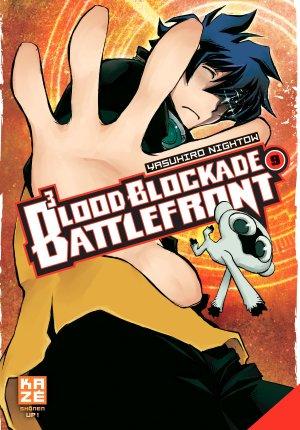 Blood Blockade Battlefront T.9