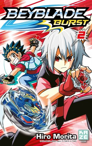 Beyblade burst 2 Simple