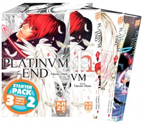 Platinum End  Starter pack