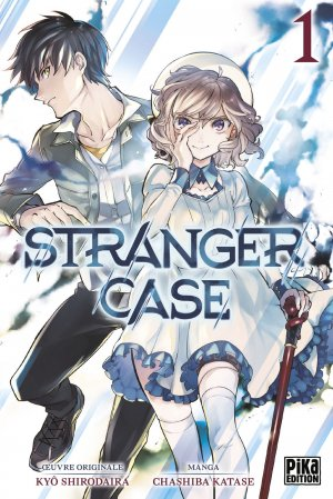 Stranger Case édition Simple