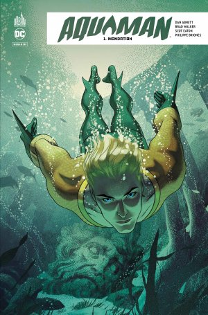 Aquaman Rebirth # 1