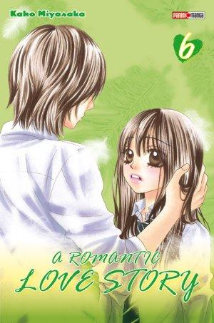couverture, jaquette A Romantic Love Story 6  (Panini manga) Manga
