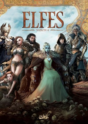 Elfes # 4 Coffret