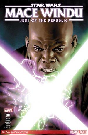 Star Wars - Jedi of the Republic - Mace Windu # 4 Issues (2017)