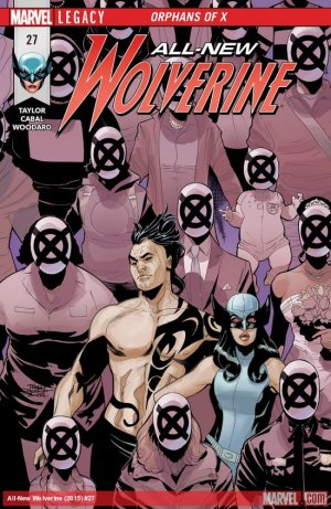 All-New Wolverine # 27 Issues (2015 - 2018)