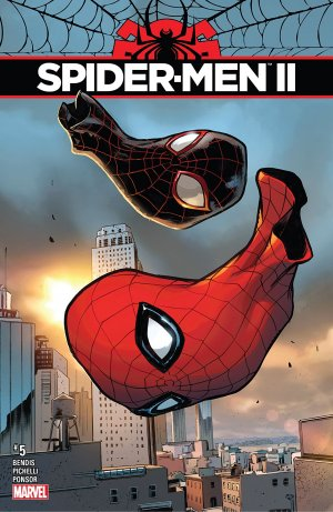 Spider-Men II # 5 Issues (2017)