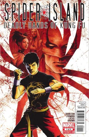 Spider-Island - Deadly Hands of Kung Fu # 1 Issues (2011)