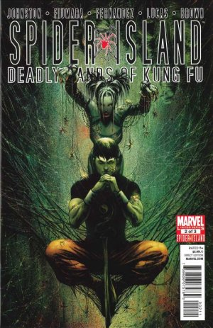 Spider-Island - Deadly Hands of Kung Fu # 2 Issues (2011)