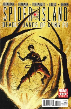 Spider-Island - Deadly Hands of Kung Fu # 3 Issues (2011)