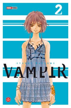 couverture, jaquette Vampir 2  (Panini manga) Manga