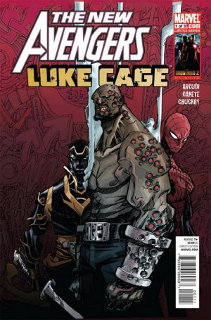 New Avengers - Luke Cage # 1 Issues