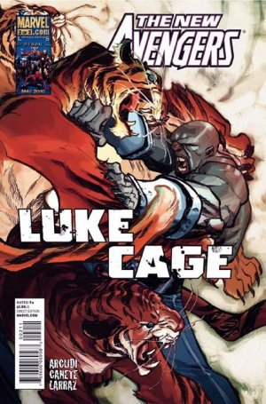 New Avengers - Luke Cage # 2 Issues