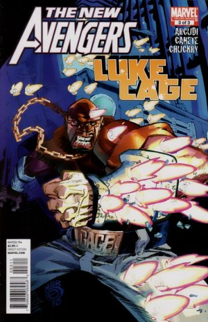 New Avengers - Luke Cage # 3 Issues