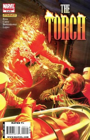The Torch # 2 Issues