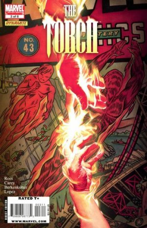 The Torch # 3 Issues