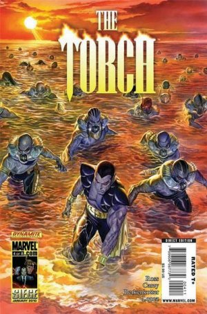 The Torch # 4 Issues