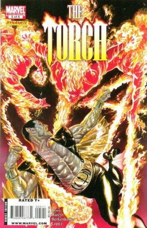 The Torch # 5 Issues